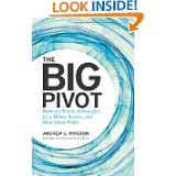 """The Big Pivot"" is Andrew Winston's latest book."