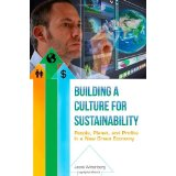 Building a Culture for Sustainability profiles 9 companies.